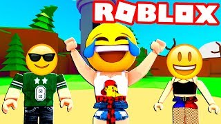 EL MUNDO DE LOS EMOJIS Roblox Emoji Simulator