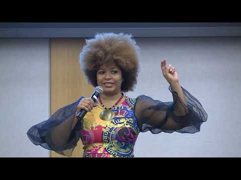 Marion Thompson Wright Lecture Series-Ytasha Womack, Afrofuturist/Independent Scholar