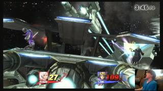 [Smash 4] Raziek (Robin+) vs. The Soulless One (Link, Dorf) Concept Matches