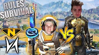 Gambar cover NoahFromYoutube vs Hartzy! (Rules of Survival #54)