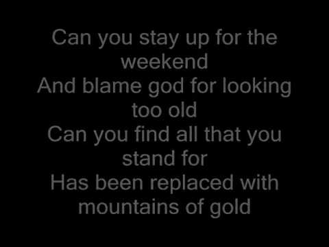 calvin harris - i'm not alone (with lyrics)