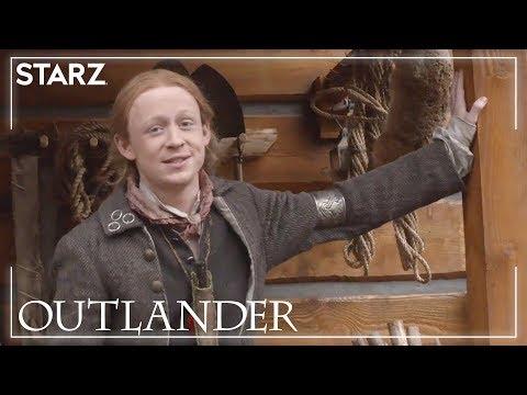 Outlander  Season 4 Sneak Peek with John Bell  STARZ