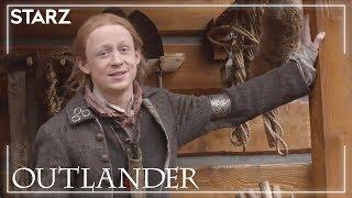 Outlander | Season 4 Sneak Peek with John Bell | STARZ