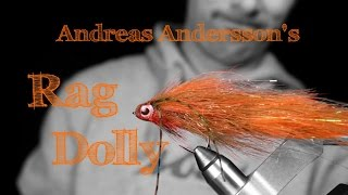 Fly Tying: Andreas Andersson