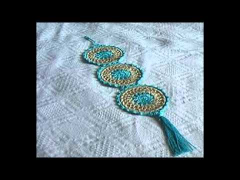 Wall Hangings with Bangles - YouTube