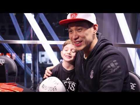 Jeremy Lin Celebrates Chinese New Year
