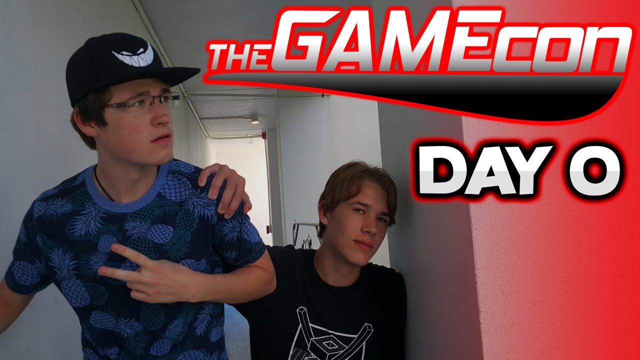 Thegamecon Day Zero Vlog Meeting L8games Thegamecon