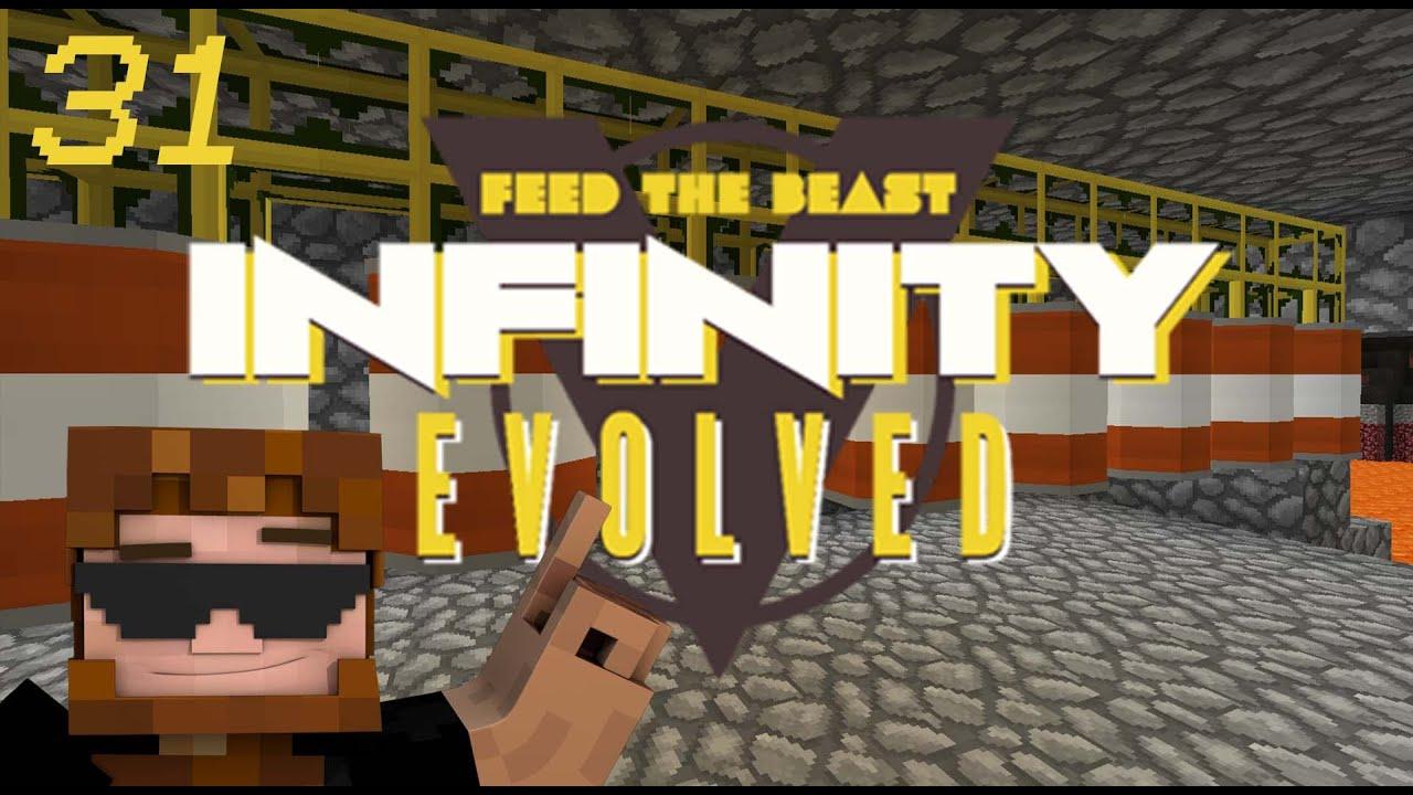 Minecraft FTB Infinity Evolved Ep Drums YouTube - Minecraft ftb hauser