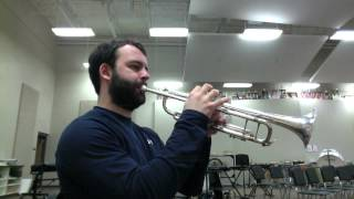 My Daily Trumpet Warmup Routine