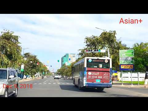 Sunday Travel and Tour in Phnom Penh City, 09 December 2018, Cambodia
