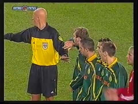 FC Nantes- Bayern de Munich (0-1) 05/12/ 2001 2ème tour Ligue des Champions (com en espagnol)