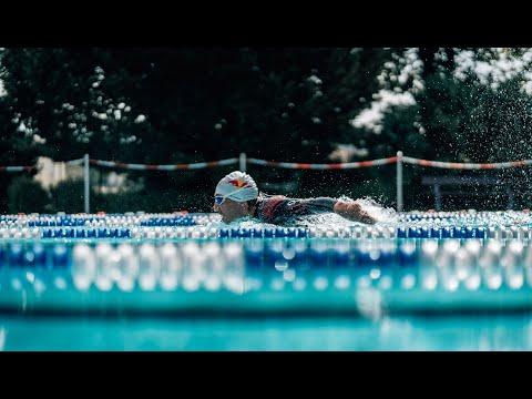 "My ""love"" - Swim Training, Attitude and Passion"