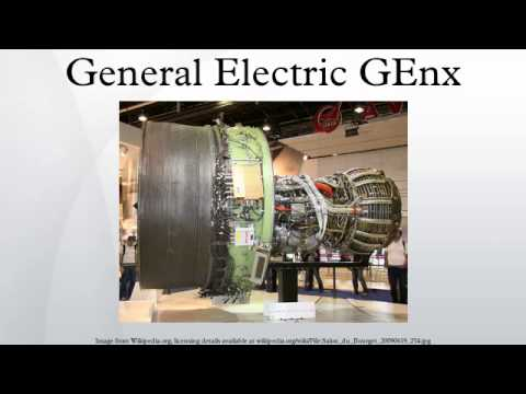 General Electric GEnx