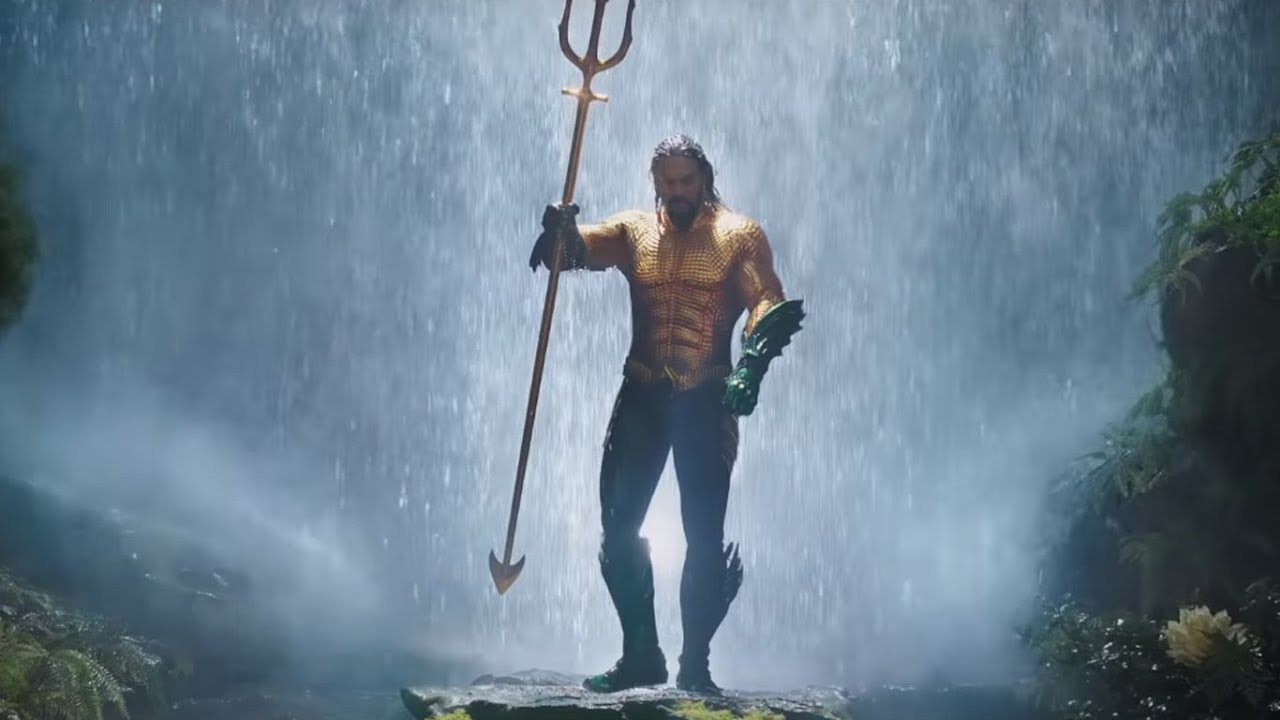 Aquaman Trailer 2 Extendido Español Hd Youtube