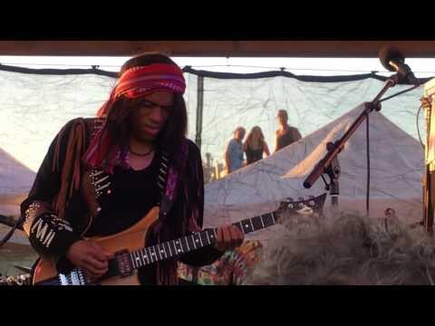 Star Spangled Banner - Stanley Jordan Does Jimi Hendrix, 8.13.16