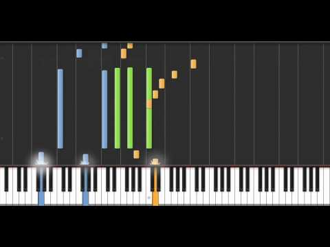 Doogie Howser, M.D Theme - Synthesia (100% Speed)