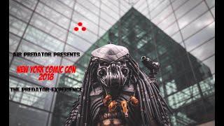 New York Comic Con 2018 -The Predator Experience