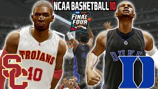 NCAA Basketball 10 - MyCareer - The Final Four! - Truly
