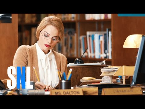 The Librarian - SNL