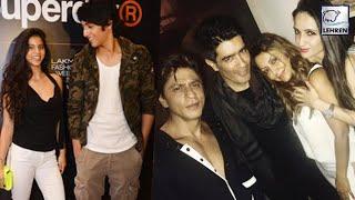 Suhana Khan CHOOSES Ahaan Pandey Over Shah Rukh & Gauri Khan! | LehrenTV