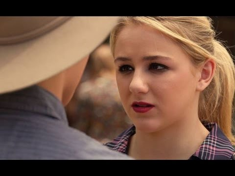 A Cowgirl's Story - Savannah and Jason Scene (Chloe Lukasiak, Froy Gutierrez)