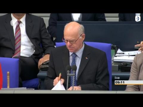 Deutscher Bundestag: Ehe für alle