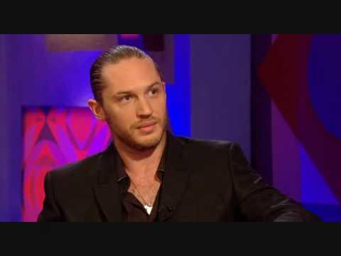HQ Tom Hardy on Jonathan Ross 20100618 part 1