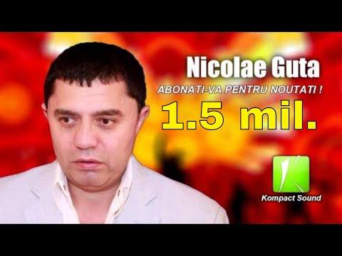 Nicolae Guta 🌹 Mi-ai lasat o floare-n glastra ( manele vechi )