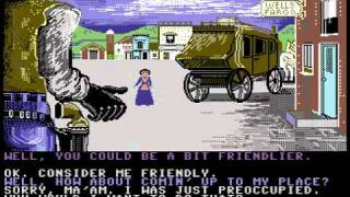 C64 Longplay - Law Of The West