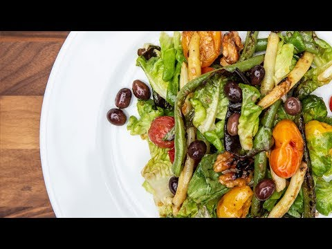 Grilled Vegetable Salad by Chef Ludo Lefebvre