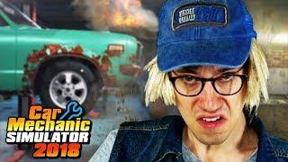Schraubenphobie bekämpft! | Car Mechanic Simulator 2018