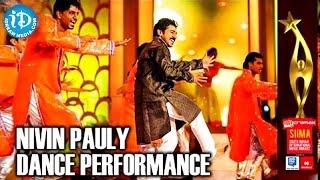 Nivin Pauly Dance Performance || SIIMA 2014 Awards