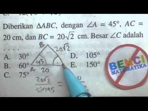 trigonometri-aturan-sinus