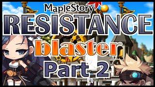 [GMS] Resistance Quests: BLASTER - Part 2 thumbnail
