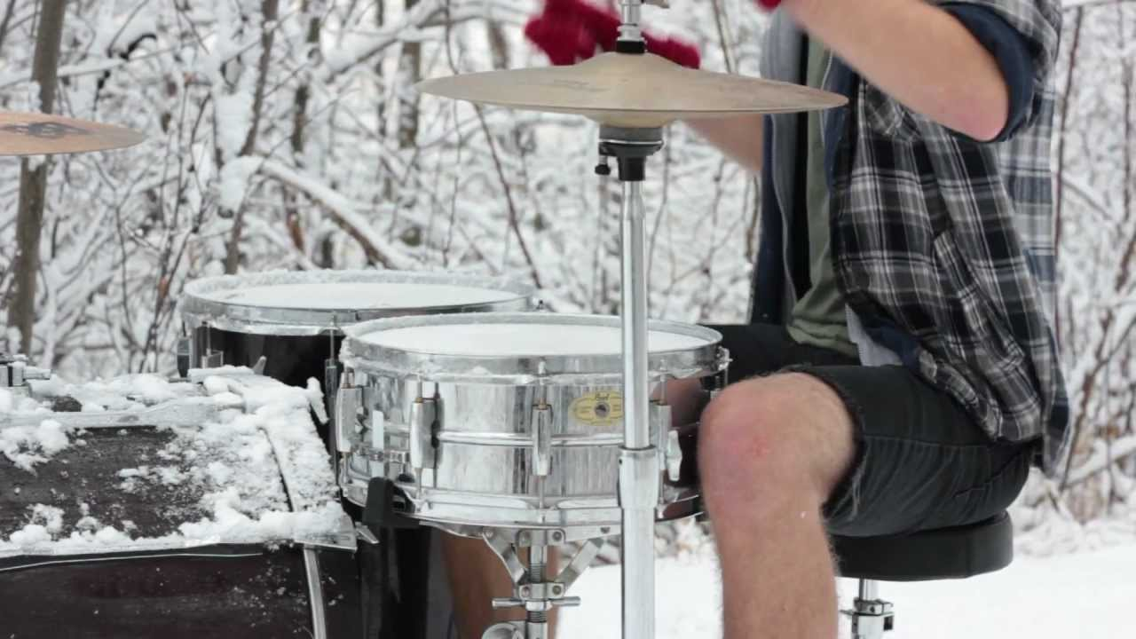 how to play guitar with a drummer