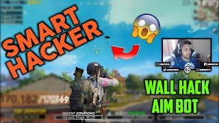 We Caught a Hacker Live in Pubg Mobile |Using Aim Bot,Wall Hack,Speed Hack,Killing Everyone.ULTRAPRO