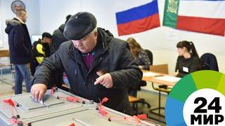 Явка на выборах главы Хакасии превысила 30% - МИР 24