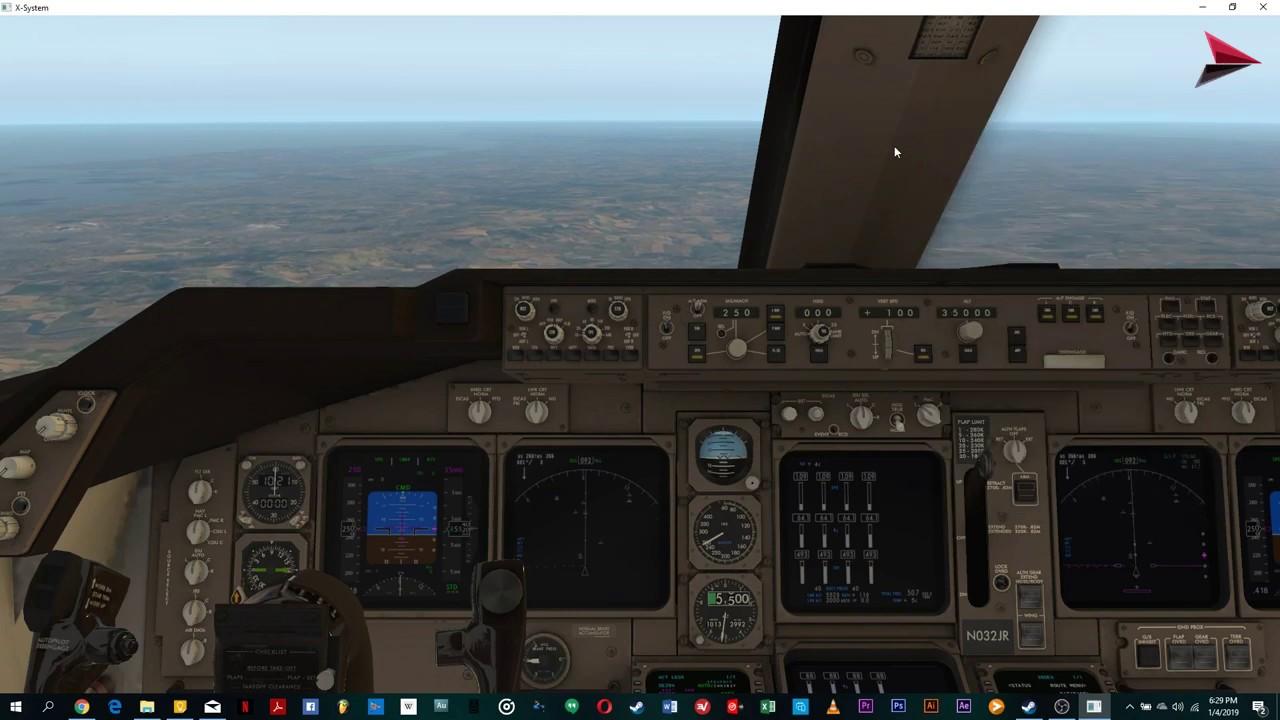 Boeing 747-400 Full Tutorial X-Plane 11