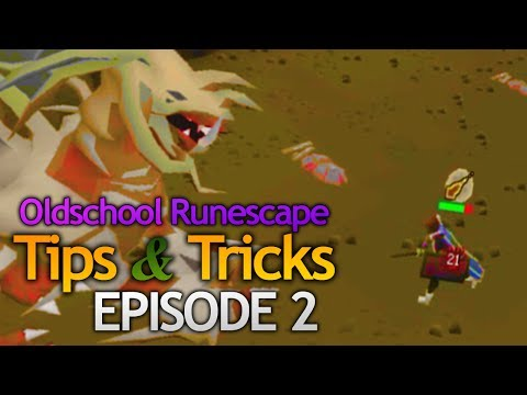 OSRS Tips & Tricks - Episode 2 (Master Oldschool Runescape)