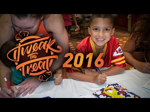 TCOY Wellness: Tweak the Treat 2016