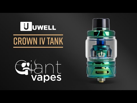 UWELL Crown 4 Sub-Ohm Tank: A Giant Vapes How-To