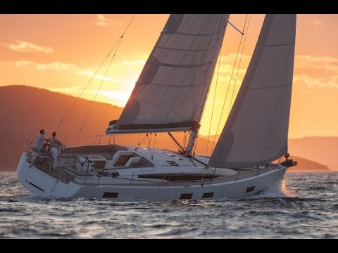 JEANNEAU 54 Yacht walk though by Network Yacht Brokers Swansea