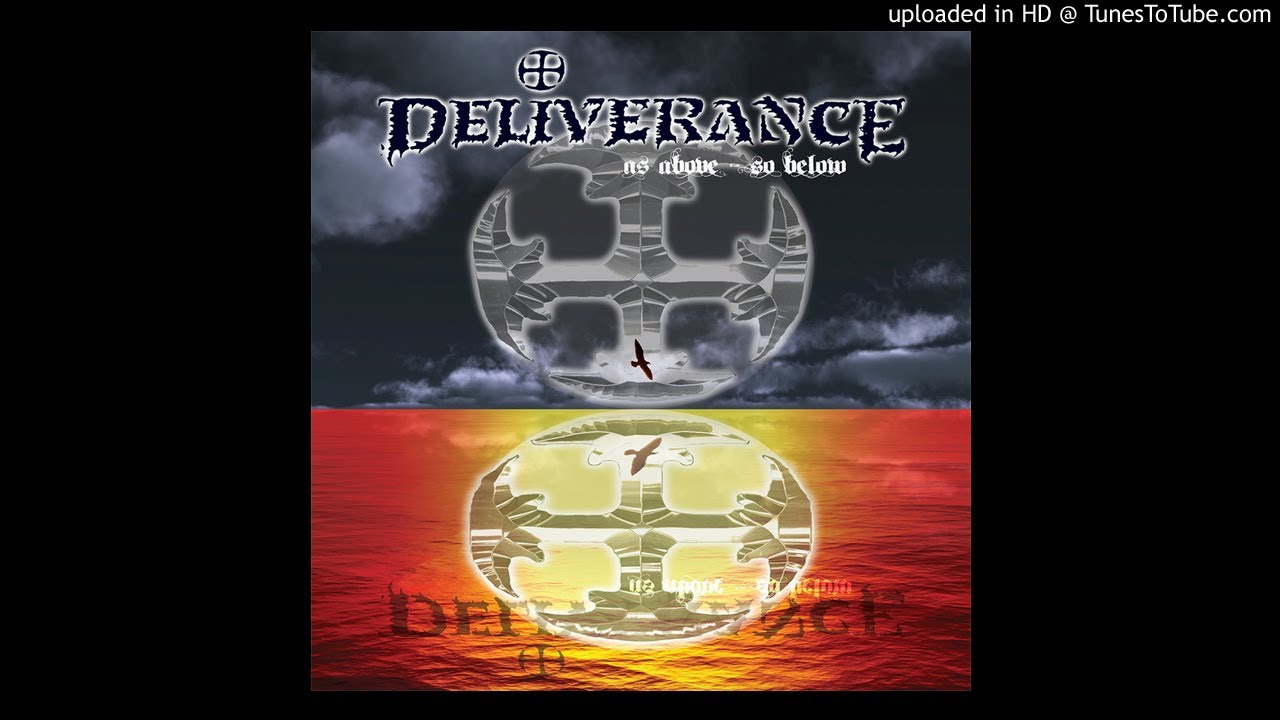 DELIVERANCE - AS ABOVE~SO BELOW (Retroarchives Edition) (*NEW-CD, 2019,  Retroactive Records)