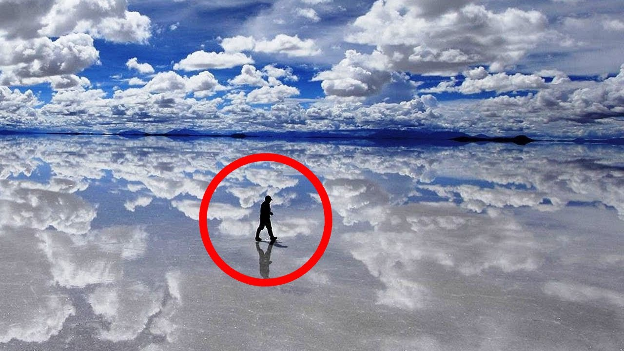 13 AMAZING Places That Really Exist!