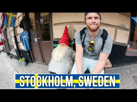 Adventure To Sweden! | Dave Cad
