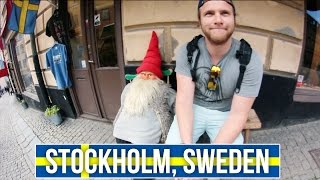 Adventure To Sweden! | Dave Cad