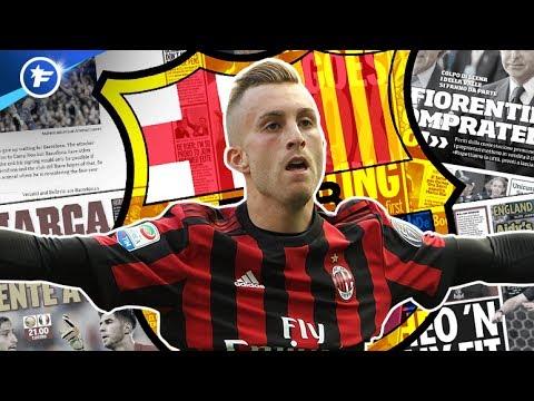 Une première recrue au FC Barcelone | Revue de presse