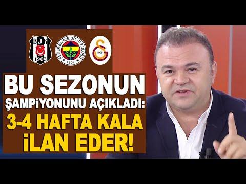 Ozan Zeybek 2020-2021 sezonun şampiyonunu açıkladı! Fenerbahçe, Galatasaray, Beşiktaş...