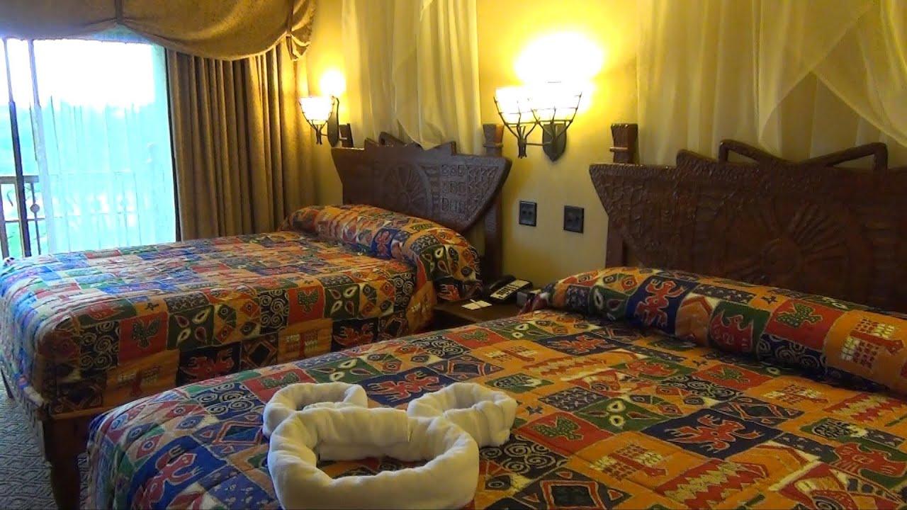 Disney S Animal Kingdom Lodge Detailed Concierge