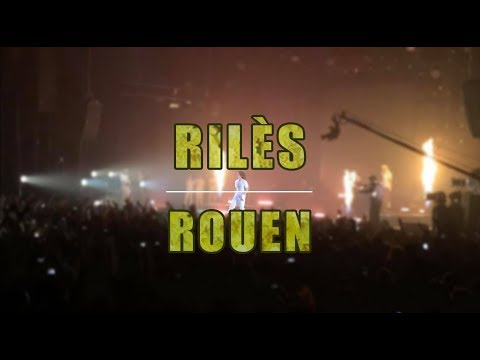 Concert Rilès à Rouen ! 01/12/17